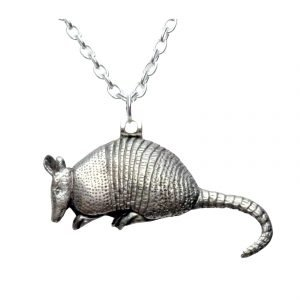 Armadillo necklace 1356