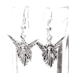 Small fairy queen earrings 1394