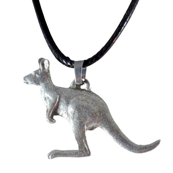Kangaroo necklace 1691