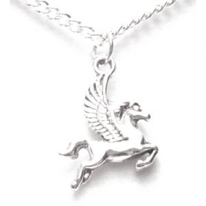 Pegasus necklace 1319