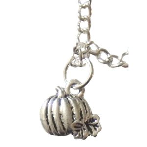 Pumpkin necklace 1595