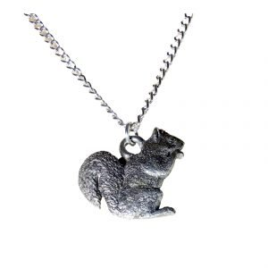 Squirrel necklace 755