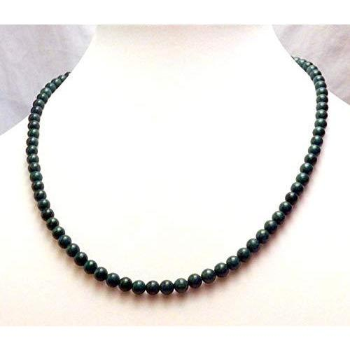 Green Agate Necklace 1217