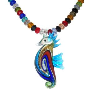 Glass and Mixed Media Jewelry