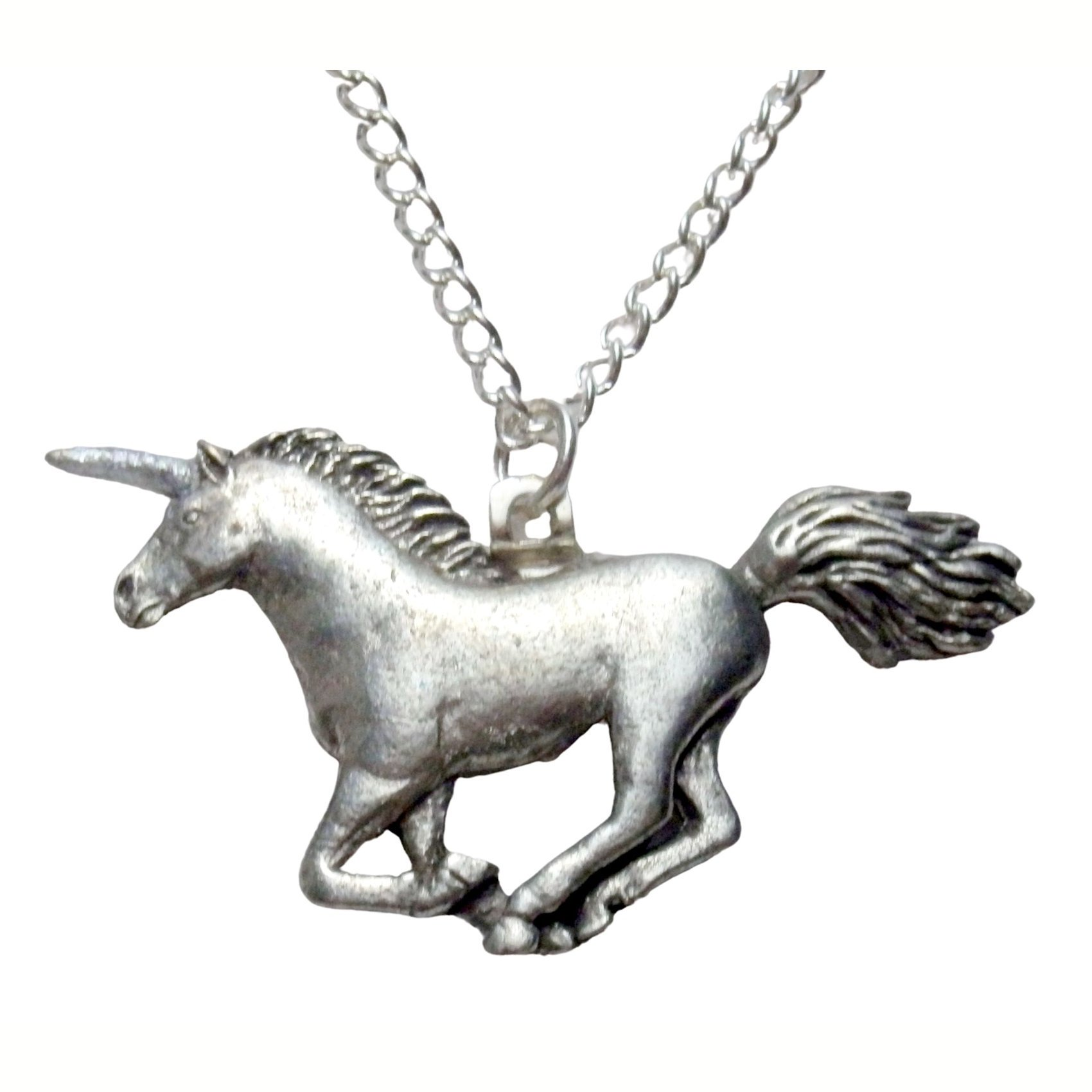 Magic in Motion Unicorn Necklace 1444