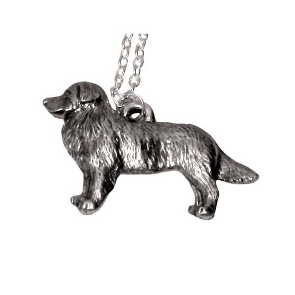 Australian Shepherd Necklace 1524