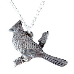 Bird Jewelry Collection From Nature and the Imagination