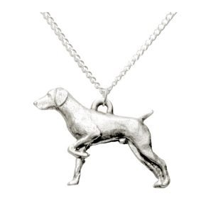 German Shorthair Pointer Necklace 1509