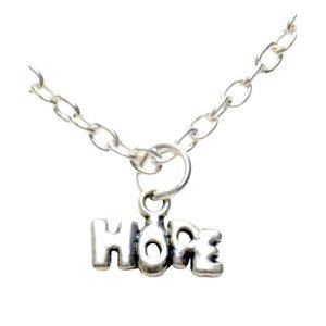 Hope necklace 1393
