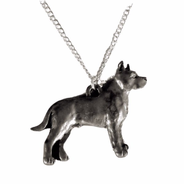 American Pit bull necklace 1541