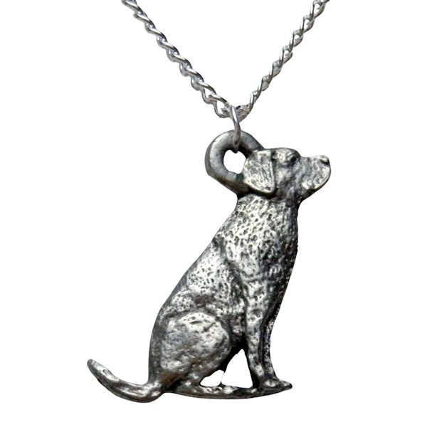 Sitting lab necklace 1560
