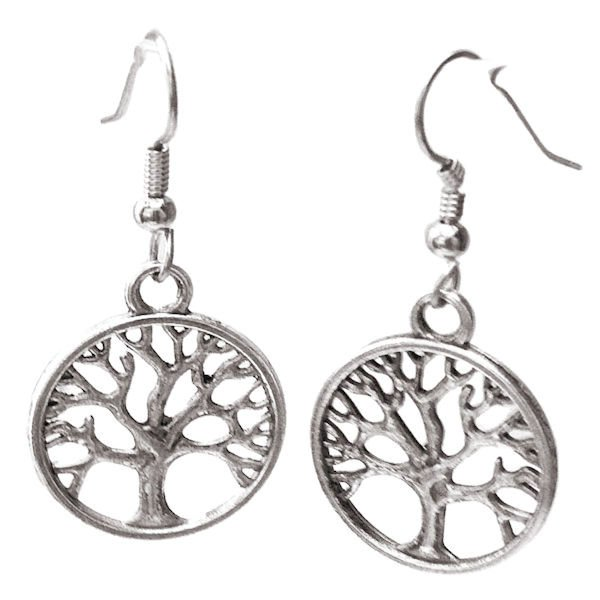 Tree of Life earrings 492