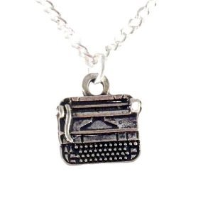 Typewriter necklace 1648