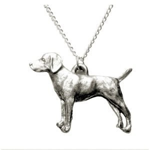 Vizsla necklace1510
