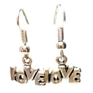 Love earrings 1392