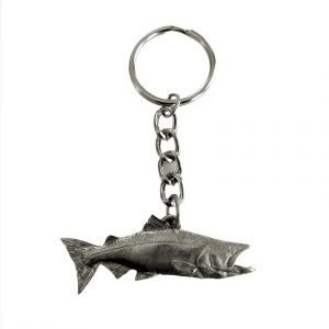 Chinook or King Salmon Keychain 2000K