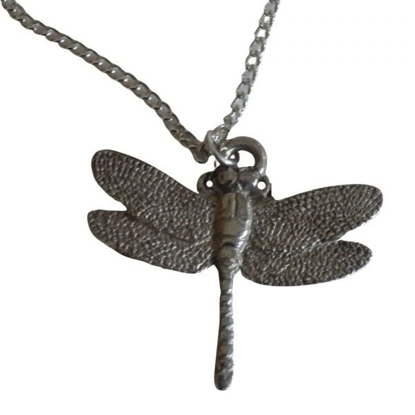 Dragonfly necklace 2046